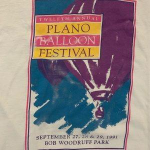 Vintage 1991 Balloon Festival Shirt